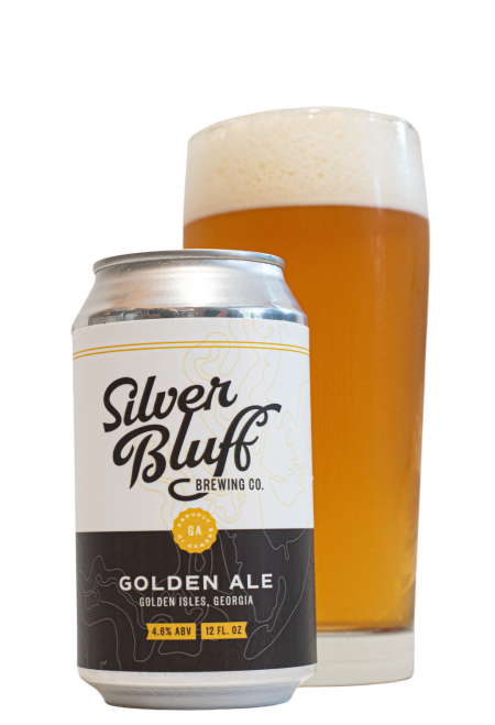 Silver Bluff Golden Ale