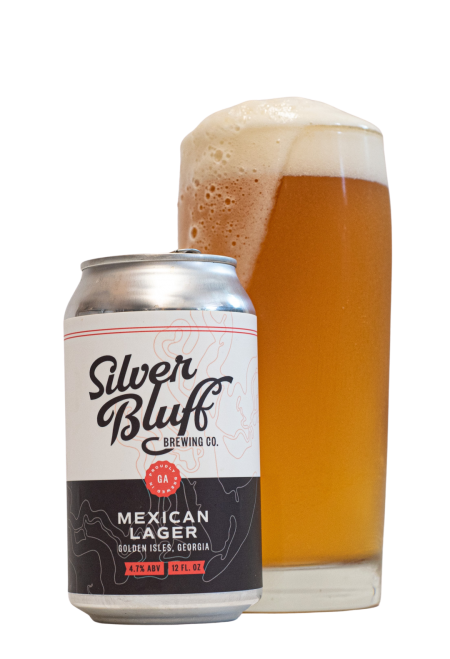 Silver Bluff Mexican Lager